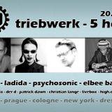 psychosonic @ 5_heroes, Triebwerk Dresden, 20_01_06