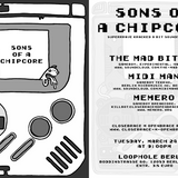 MEMERO @ Sons of a Chipcore 24.03.15 Loophole Berlin