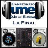 Antxon Casuso | Campeonato UME, Batalla 20: Antxon Casuso Vs. DJ Dummy - La Final (Finalizada)