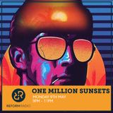 One Million Sunsets 9th May 2016