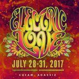 Sharmeen vs. Fulcrum - Electric Love Music Festival [09.30.2017]