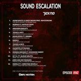 TEKNO - Sound Escalation 147 with O.B.M. Notion