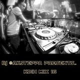 DJ @AKSTEPPA :: KDIH MIX 16 [Underground Sounds]