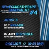 Bandsalat # 4 @ TLR_-_ULF KRAMER & Klang-Electrika