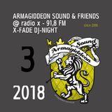 @ X-Fade DJ-Night - 06.03.18 ls Jimmy Jack