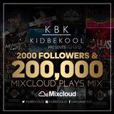 KBK | 200,000 Mixcloud Plays Mix.