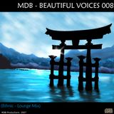 MDB - BEAUTIFUL VOICES 008 (ETHNIC-LOUNGE MIX)
