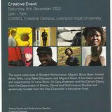 Guest Artist At The Cartographies Of Justice Event @ Liverpool Hope University