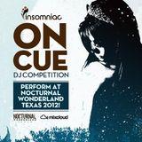 Insomniac's On Cue DJ Competition---DJ Bossa Nova