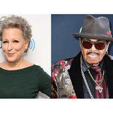 Bette Midler Celebrates The Death of Joe Jackson?, Chris Brown Arrested, + More