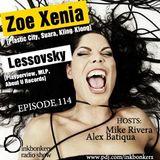 Lessovsky - Ink Bonkers Radioshow #114