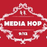 Media Hop Party, December 8th 2017, by DJ Hummus