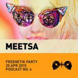 Meetsa @ Freenetik Party, Timisoara, RO - 25 Apr 2015