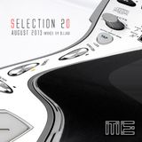 Selection 20 ME (August 2013 - Mixed by djjaq)