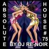 VA - ABSOLUTE HOUSE VOL.75