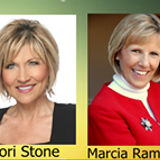 Living For Wellness with Coach Lori Stone ~ OrganizingPro.com Author Marcia Ramsland ~ 03242014