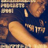 Brazilianbass Podcasts #001 @ DJ David aka Critycal Dub - March 2013