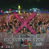 EDC Essentials 2016 [Festival Bangers Mix]