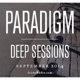 Miss Disk - Paradigm Deep Sessions September 2014