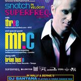 Mr. C - Promo Mix for Snatch 9/9/11