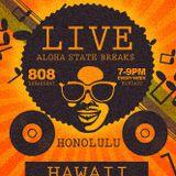 Aloha State Breaks; hosted by SilviaSativa live on NSB Radio (29-1-2018)