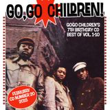 Go, Go Children Mix CD 20 - compiled by DJ Dean and John Stapleton, February 2015