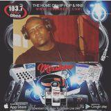 #Eat2DaBeat with @DJSwaydUSA #11 Live on Rockford, IL 103.7 Da Beat