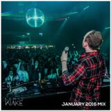 January 2016 Mix // Lewis Wake