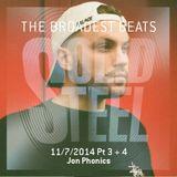 Solid Steel Radio Show 11/7/2014 Part 3 + 4 - Jon Phonics