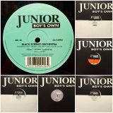 Junior Boy's Own !!! Classic UK Deep House mix !! Ashley Beedle !! Farley & Heller !! X-Press 2 !!