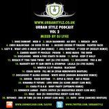 @UrbanStylz Podcast Vol 2 (Mixed By Dj Lyke)