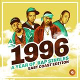 1996, a year of rap singles, east coast edition