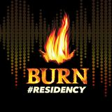 BURN RESIDENCY 2017 – dj bret flute - all vinyl mix - live flute + sax