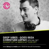 Christian Lepah @ Ibiza Global Radio