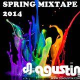Dj Agustin Sanchez Spring Mixtape2014 EDM