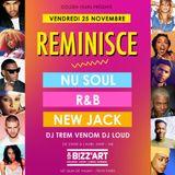 Reminisce mix 25 novembre 2016