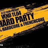 Beatfrost Mix @ Hard Party (32 Club - April 2014)