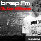 Subsize on brap.fm - 08.11.11