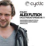 Cyclic Podcast Episode Nr 11 - Alex Flitsch - 29.06.2011