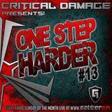 One Step Harder #13 (live at Gabber FM okt. 2016)