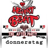 donnerstag : HEART BEAT AFTER PARTY PREVIEW