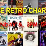 Retro Charts show on 106.9 N-Live Radio - 21.01.18 - With Jay Lucas