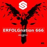 DJ LINDA ERFOLG - ERFOLGnation 666 №12 (SLASE FM 25.09.18)