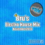 Bru - Electro House Mix (November2010)