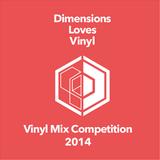 Dimensions Loves Vinyl: Deepmess