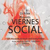 Viernes Social - Labor Day Weekend Edition (Reggaeton & Dancehall)
