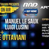 Giuseppe Ottaviani live @ Go On Air Night (Link Bologna, Italy) - 16.05.2015