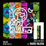 Radio Valera - Radio Plato Guest List #053