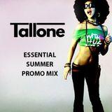 Tallone - Essential Summer Promo (September 2019)