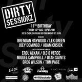 "DIRTY SESSIONZ RADIO SHOW (11TH BIRTHDAY) ""Mixdown"" from 10.08.18"
